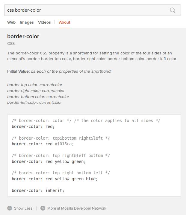 Reglas CSS