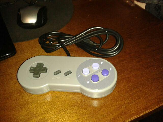 GamePad USB SNES