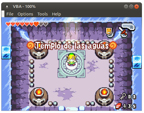 TLOZ - The Minish Cap